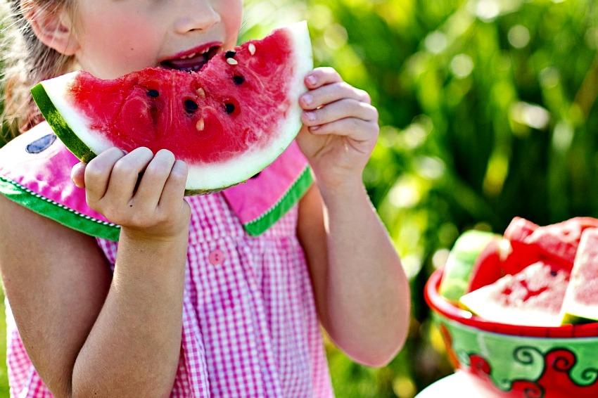 Tutustuta lapsi kasviksiin, paras aika on nyt
