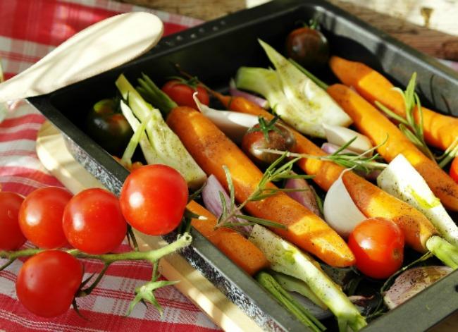 Kasvisrinki ja muita ideoita lisätä kasviksia ruokavalioon