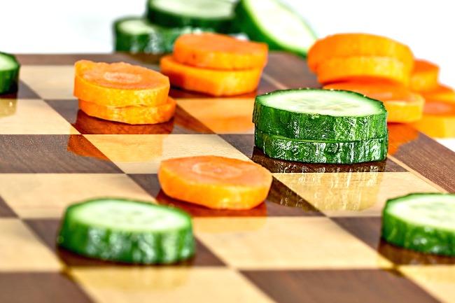 Tavoitteena terveellinen ruokavalio – 5 pientä asiaa, jotka voit tehdä heti