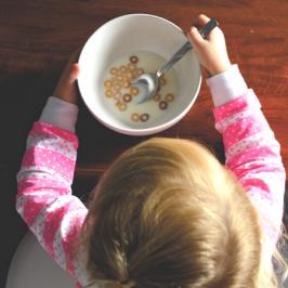 Lapsen ylipaino on arka, mutta tärkeä asia