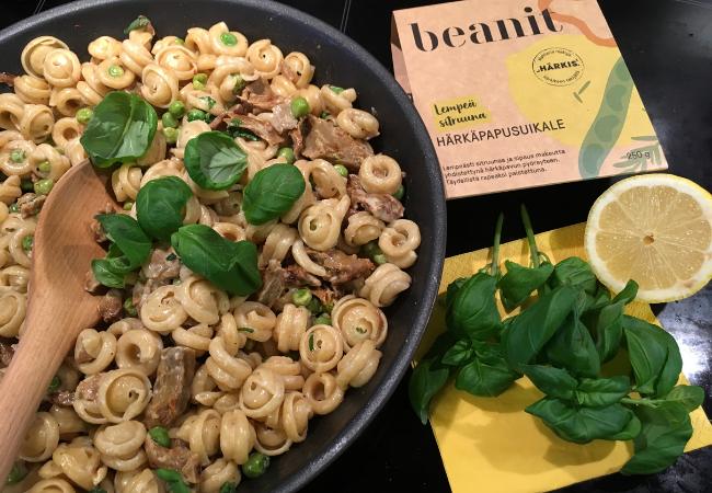 Sitruunainen Beanit-pasta-toimivaa-arkiruokaa2